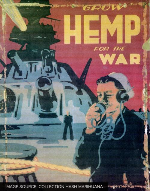 Hemp for the War