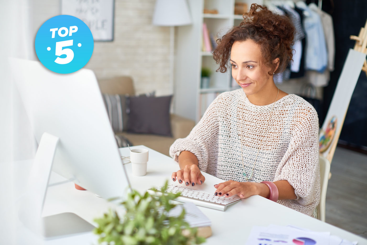Top 5: Tips for Working from Home