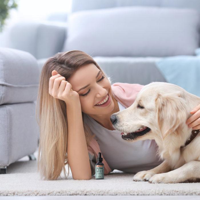 UltraRecipes: Valentine's CBD Treats for Your Pets
