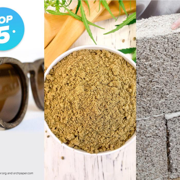 Top 5: Hemp Innovations